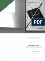 Fundamentos de Teoría Económca Comprehensiva. Luis Razeto