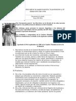 Declaracion Mundial Sobre La Supervivencia, La Prtoteccion y El Desarrollo Del Niño