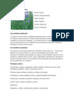 Alfalfa, Espinacas, Romero, Lavanda