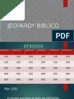 Jeopardy Biblico - Efesios