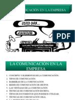 LA COMUNICACION EN LA EMPRESA.ppt