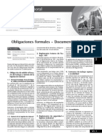 Documentos Laborales Formales