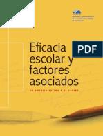 Eficacia Escolar y Factores Asociados