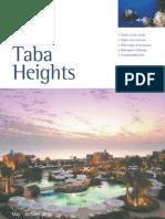 Taba Height Holidays Brochure from African Safari Club