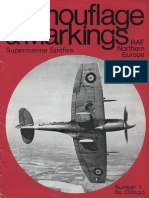 Camouflage and Markings 1 Supermarine Spitfire