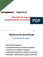 Capítulo 6_mercado de Negocios y Comportamiento de Negocios