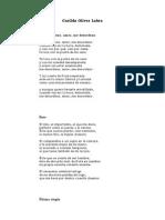 Carilda Oliver Labra - Poesias