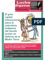 Lucha Indigena 92