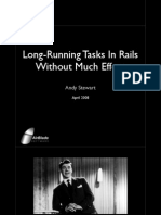 Handling Long-Running Tasks in Rails