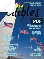 Edibles List March 2015 California Edition