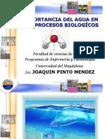 Importancia Del Agua en Los Procesos Bioquimicos - Recortado
