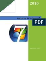 Astuces Windows 7