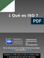 8. Introducción a ISO (1)