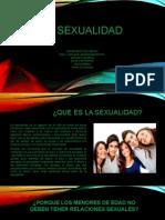 LA SEXUALIDAD JUVENIL
