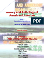 History and Anthology of American Literature.ppt
