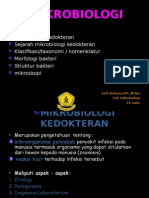 Sejarah Mikrobiologi Kedokteran,Taxonomi,Klasifikasi,Mikroskopi