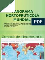 Panorama Hortofrutícola Mundial