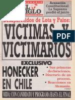 El Siglo Del 16 Al 22 de Enero de 1993