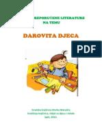 Bilten Preporucene Literature Na Temu Darovita Djeca