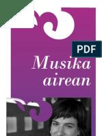 """Karmele Jaio """"Musika airean"""""""