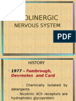 Cholinergic Nervous System