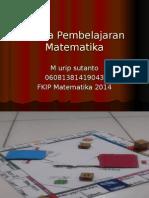Media Pembelajaran Matematika m Urip Sutanto