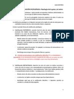 2. Patologia Del Calcio. Gota