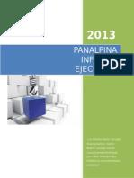 Panalpina - Informe Ejecutivo Sit.financiera