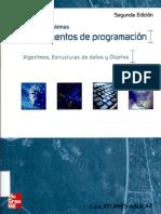 Joyanes 2010 Fundamentos de Programacion