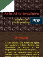 Arte Afro Brasileira