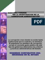 AUDITORIA FORENSE - CORRUPCION ADMINISTRATIVA.ppt