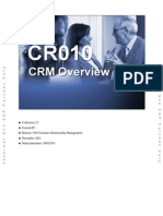 CR010 Crm Overview