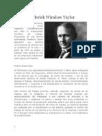 Biografias de Teoristas de Administracion de Empresas