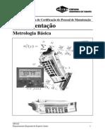 Instrumentação- Metrologia Basica- Senai