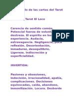 Tarot Marselles Completo