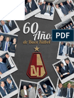 Revista Corazón Pijao 22 (60 años del Deportes Tolima)