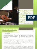 Introduccion a La Terapia Familiar Sistemica. Chile (1)