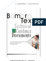 Bambrotextech (Bamboo Fiber Processing in Detail)