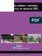 Equidad de Genero y FFAA Una Politica en Marcha IV