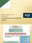 Algoritma Bradikardi