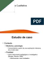Metodología Cualitativa Clase 8