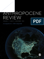 The Anthropocene Review 1 3