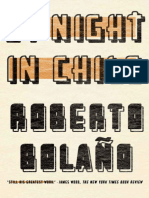 By Night in Chile - Roberto Bolano