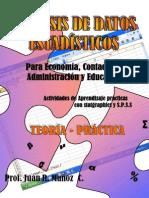 Libro Análisis de Datos