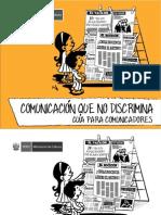 Comunicación Sin Discriminción