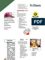 Leaflet Pre Eklamsi