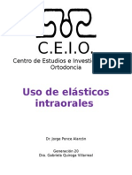 10. Mar. Elásticos Intraorales
