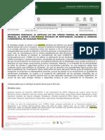 JURISPRUDENCIA RATIFICACIONES PERITOS OFICIALES.pdf
