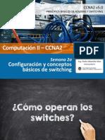 S02 - Configuracion Basica de Switch - VLAN