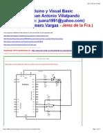 Arduino y Visual Basic